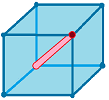 Cube with diagonal cut out.png
