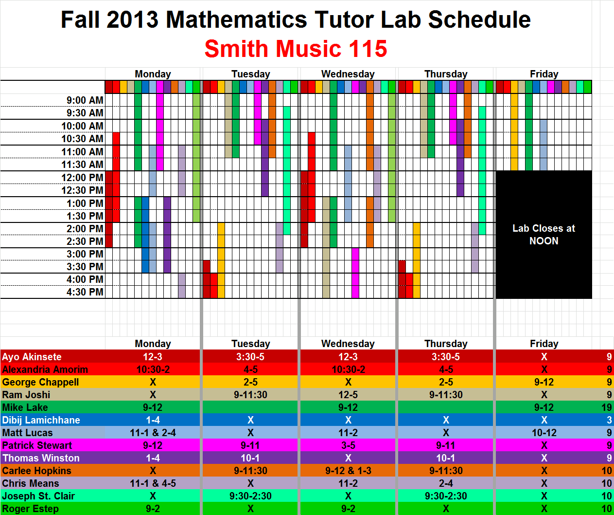 Mathematics Tutor Lab Schedule.png